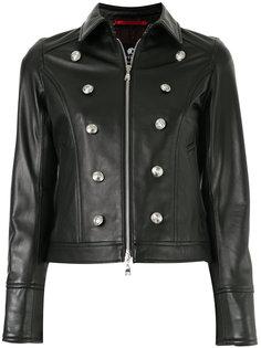 куртка с декоративными пуговицами Loveless