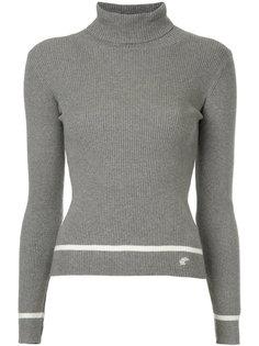 свитер с воротником с заворотом Loveless