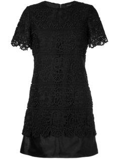 платье с кружевной отделкой Loveless