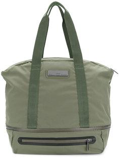 объемная сумка-тоут на молнии Adidas By Stella Mccartney