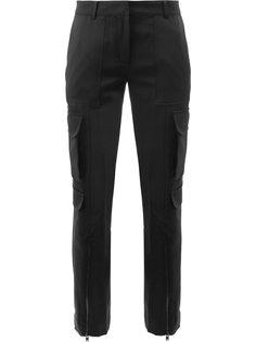 укороченные строгие брюки  Juun.J