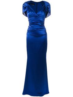 платье Polinesia Talbot Runhof