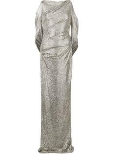 платье Poceau Talbot Runhof