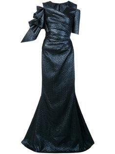 платье Poul Talbot Runhof