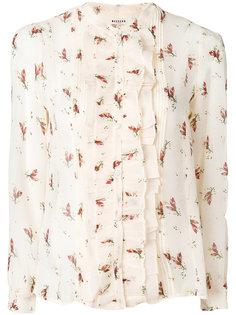 блузка с цветочным принтом  Masscob