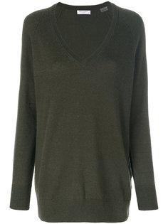 свитер с V-образным вырезом Equipment