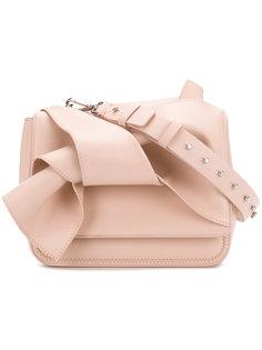 сумка на плечо с узлом Nº21
