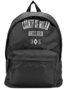 рюкзак Jak Marcelo Burlon County Of Milan