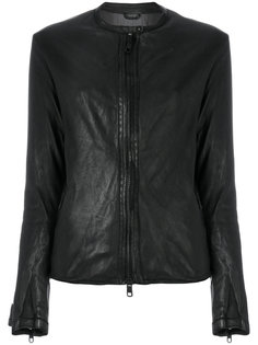 куртка на молнии без воротника  Giorgio Brato