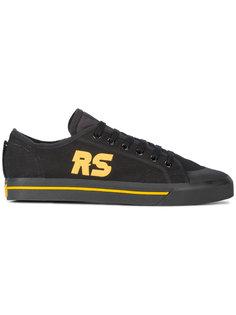 кроссовки Black Yellow Spirit Low Adidas By Raf Simons