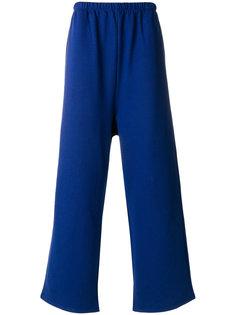 спортивные брюки на резинке Balenciaga