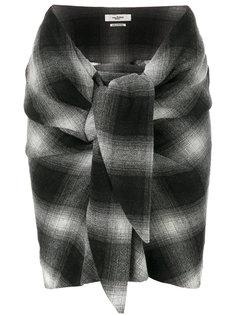 юбка с узлом Placid Isabel Marant Étoile