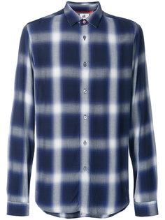 рубашка в клетку в стиле casual Ps By Paul Smith