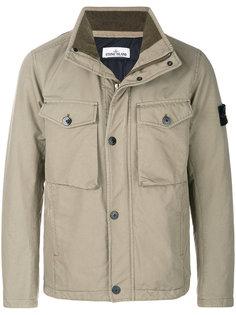 куртка в стиле милитари Stone Island