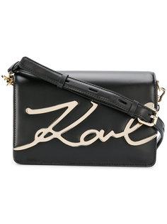 сумка через плечо Karl Karl Lagerfeld