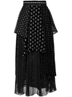 многослойная юбка Stacy Dodo Bar Or