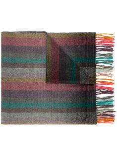 шарф Fading Stripe Paul Smith