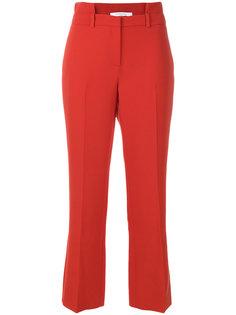 брюки с вырезом на поясе  Givenchy