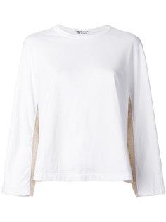 футболка с широким круглым вырезом Comme Des Garçons Comme Des Garçons