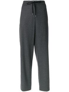 спортивные брюки в стиле casual Odeeh
