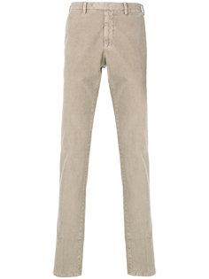вельветовые брюки скинни Biagio Santaniello