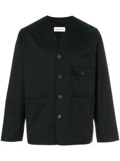 куртка с V-образным вырезом Universal Works