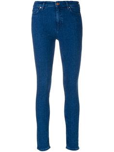 джинсы скинни Bridge Mih Jeans
