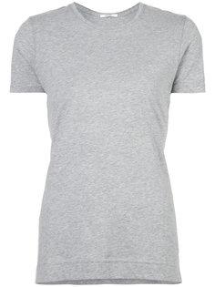 футболка с круглым вырезом Adam Lippes