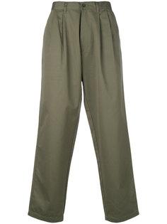брюки-чинос свободного кроя E. Tautz