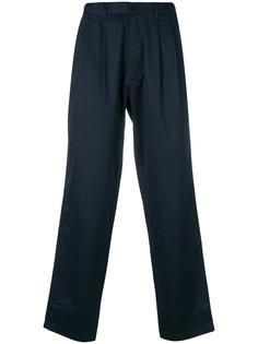 плиссированные брюки-чинос E. Tautz