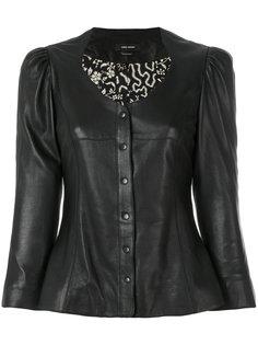 приталенная куртка Isabel Marant