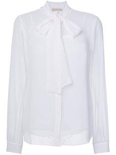 блузка с бантом Michael Michael Kors