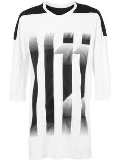 футболка в полоску 11 By Boris Bidjan Saberi