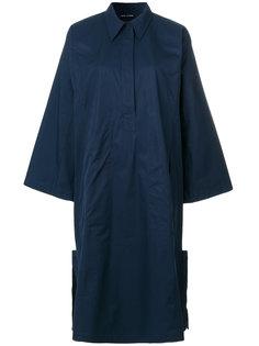 платье-рубашка с широкими рукавами  Sofie Dhoore