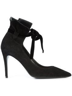 туфли с завязками на щиколотке Deimille