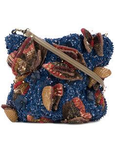 сумка с пайетками Jamin Puech