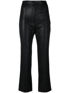 укороченные брюки с завышенной талией  Isabel Marant
