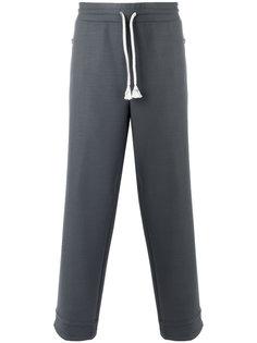 спортивные брюки с эластичным поясом Maison Margiela