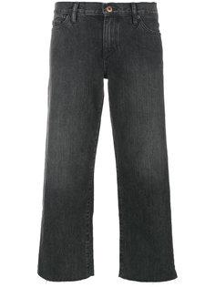 широкие укороченные брюки Simon Miller