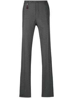 брюки стандартной посадки Incotex
