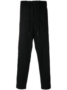 спортивные брюки с эластичным поясом Y-3