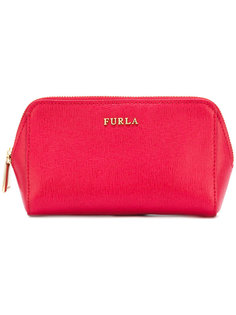косметичка с откидным клапаном Furla