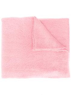 одноцветный шарф Dondup