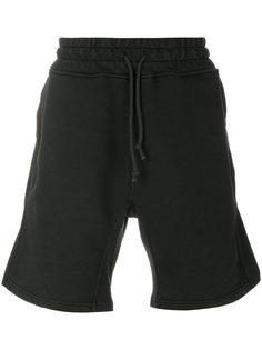 шорты с эластичным поясом Yeezy