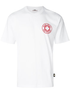 футболка с принтом логотипа Gcds