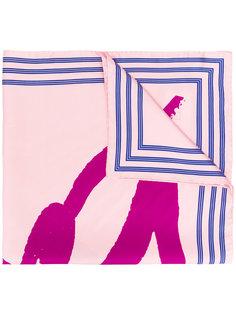 платок с принтом логотипа Kenzo