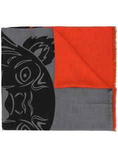 платок Tiger с принтом Kenzo
