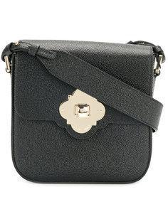 зернистая сумка на плечо Emporio Armani