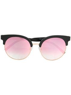 круглые солнцезащитные очки с градиентными линзами Matthew Williamson