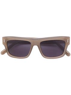 квадратные солнцезащитные очки Stella Mccartney Eyewear